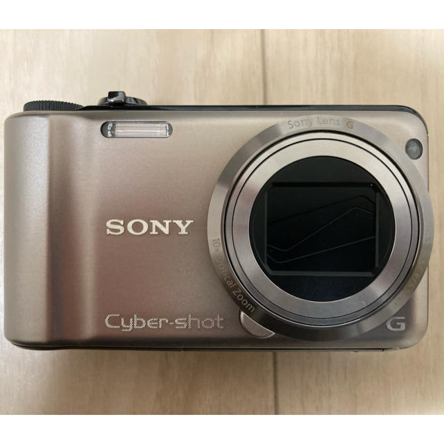 SONY(ソニー)のホイミン様専用 デジタルカメラ Cyber−Shot HX DSC-HX5 スマホ/家電/カメラのカメラ(コンパクトデジタルカメラ)の商品写真