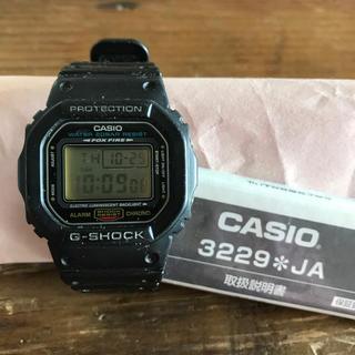 ジーショック(G-SHOCK)のCASIO G-SHOCK 3229JA(腕時計(デジタル))