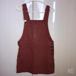 レピピアルマリオ(repipi armario)のrepipi armario ジャンパースカート XS(スカート)