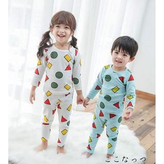 クレヨンしんちゃん パジャマ 90 薄手