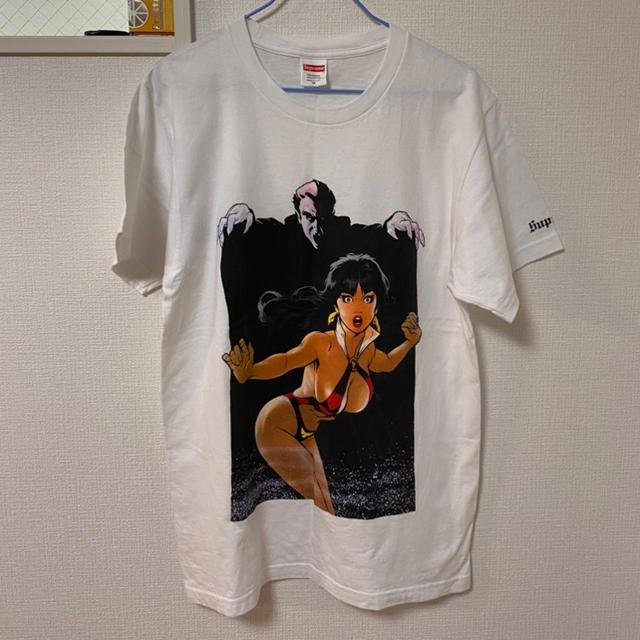 Supreme(シュプリーム)のシュプリーム ヴァンピレラTシャツ サイズM メンズのトップス(Tシャツ/カットソー(半袖/袖なし))の商品写真
