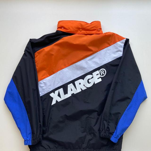 XLARGE(エクストララージ)のXLARGE ナイロンジャケット 美品 メンズのジャケット/アウター(ナイロンジャケット)の商品写真