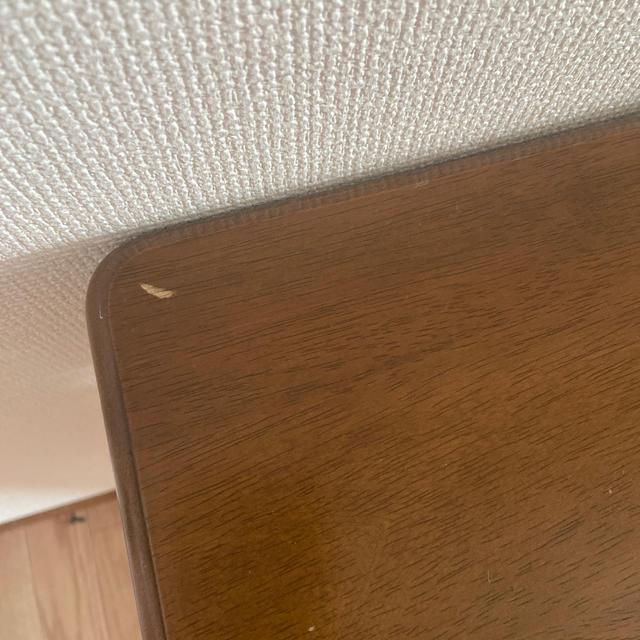unico(ウニコ)のアンティーク風 ダイニングテーブル インテリア/住まい/日用品の机/テーブル(ダイニングテーブル)の商品写真