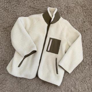 dholic - dholicリバーシブルボアジャケット