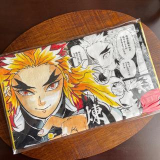 集英社 - 鬼滅の刃 フルカラーフェイスタオル 煉獄杏寿郎