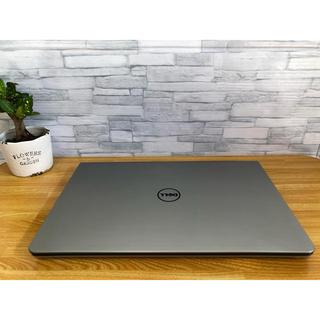デル(DELL)のDell inspiron・RAM8GB・SSD・MS Ofice 2019付き(ノートPC)