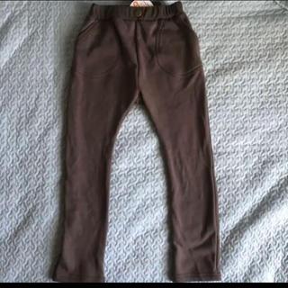 裏起毛 ズボン パンツ 110