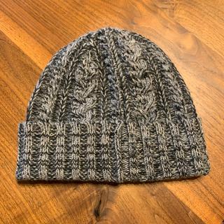 ビームス(BEAMS)のROBERT MACKIE ロバートマッキー ニット帽 セット(ニット帽/ビーニー)