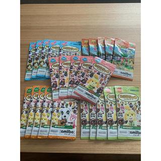 任天堂 - 31日限定価格 どうぶつの森 amiibo カード 25パックセット