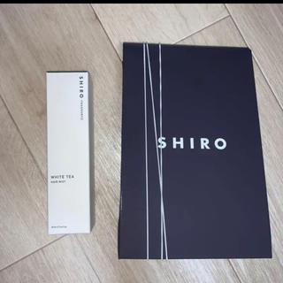 shiro - shiro ヘアミスト ホワイトティー