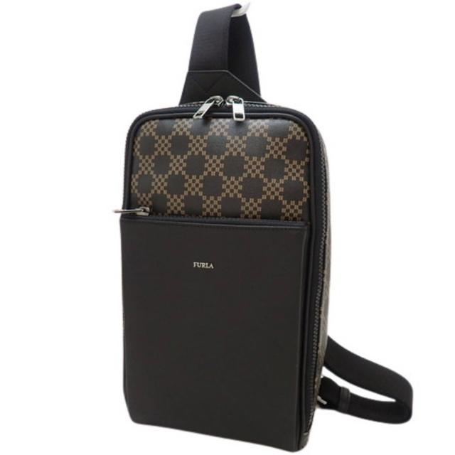 Furla(フルラ)のフルラ ボディバッグ スリング TONI CUOIO 40800055811 メンズのバッグ(ボディーバッグ)の商品写真