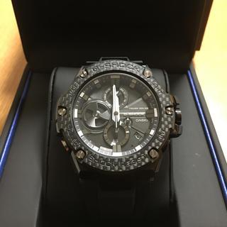 ジーショック(G-SHOCK)のCASIO G-SHOCK ジーショック GST-B100X-1AJF(腕時計(アナログ))