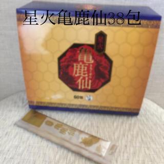 星火亀鹿仙(せいかきろくせん)38包(健康茶)