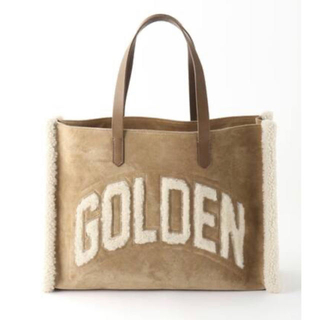 L'Appartement DEUXIEME CLASSE - 【GOLDEN GOOSE/ゴールデングース】GOLDENTOTE BAG