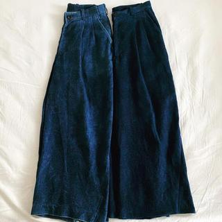Yohji Yamamoto - ka na ta 10years pants 麻世紗 hemp indigo 1