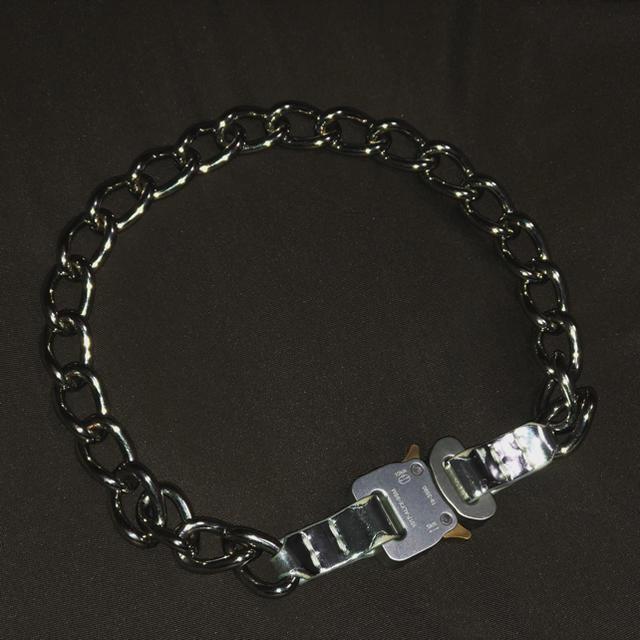 Chrome Hearts(クロムハーツ)の1017 ALYX 9SM  CHAIN NECKLACE アリクス メンズのアクセサリー(ネックレス)の商品写真
