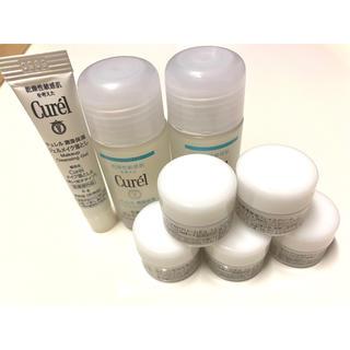 キュレル(Curel)の花王キュレル 化粧水&フェイスクリーム&クレンジングジェル(サンプル/トライアルキット)