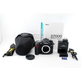 Nikon - 【美品】ニコン Nikon D7000 ボディ《ショット数1832回と極少!》