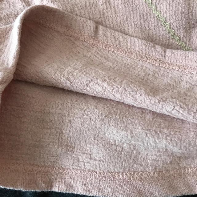 petit main(プティマイン)のカットソー パンツ キッズ/ベビー/マタニティのキッズ服女の子用(90cm~)(Tシャツ/カットソー)の商品写真