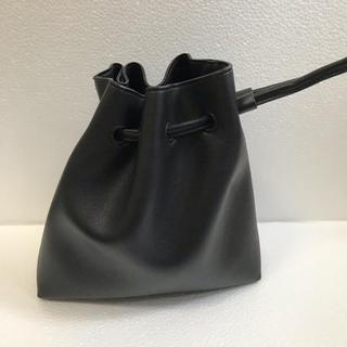 HARE - ハレ フェイクレザー巾着バッグ