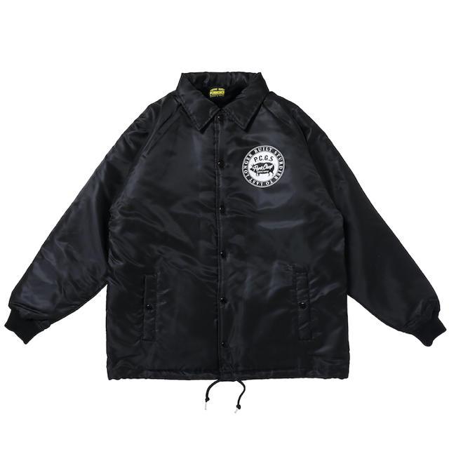 NEIGHBORHOOD(ネイバーフッド)のPORKCHOP GARAGE SUPPLY 限定 コーチジャケット メンズのジャケット/アウター(ブルゾン)の商品写真