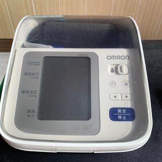 OMRON - 血圧計オムロン