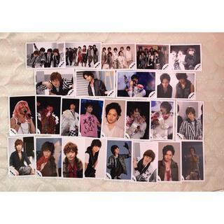 キスマイフットツー(Kis-My-Ft2)のKis-My-Ft2 公式写真25枚セット(アイドルグッズ)