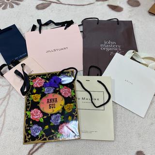ジルスチュアート(JILLSTUART)のブランド ショップ袋 紙袋(ショップ袋)
