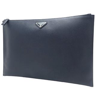 プラダ(PRADA)のプラダクラッチバッグ サフィアーノレザー BALTICO 40800058029(セカンドバッグ/クラッチバッグ)