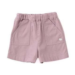 petit main - petitmain / ビッグポケットショートパンツ / 80cm