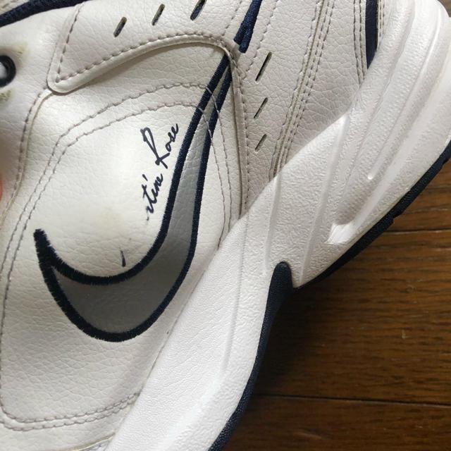 OFF-WHITE(オフホワイト)の【大訳有価格】nike エアモナーク4x martine rose サイズ28  メンズの靴/シューズ(スニーカー)の商品写真