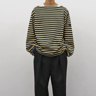 COMOLI - OUTIL 20aw tricot aast   ウティ 1 新品