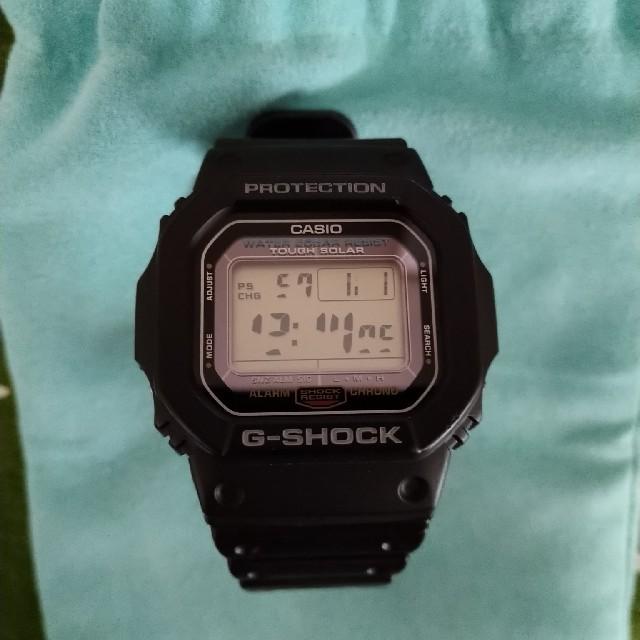 G-SHOCK(ジーショック)のCASIO G-SHOCK G-5600E ジャンク品 メンズの時計(腕時計(デジタル))の商品写真