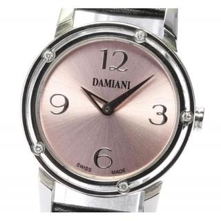 ダミアーニ(Damiani)の☆良品 ダミアーニ D・SIDE 5Pダイヤベゼル   レディース 【中古】(腕時計)