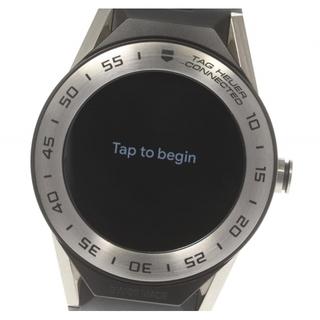 TAG Heuer - ☆良品 タグホイヤー コネクテッド  SBF518001 メンズ 【中古】