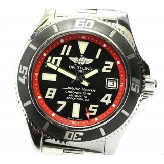 ブライトリング(BREITLING)のブライトリング スーパーオーシャン 42  A17364 メンズ 【中古】(腕時計(アナログ))