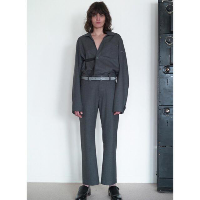SUNSEA(サンシー)の【送料込】SUNSEA STEVIE'S N M BRUSHED BLUSON メンズのジャケット/アウター(ブルゾン)の商品写真