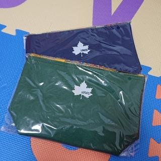 ロゴス(LOGOS)の新品♪LOGOS 保冷 バッグ 2個セット(弁当用品)