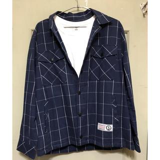 U.S.BOARDER チェックシャツ ジャケト