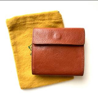 イルビゾンテ(IL BISONTE)のイルビゾンテ IL BISONTE コンパクトウォレット 二つ折り財布 ヤケヌメ(財布)