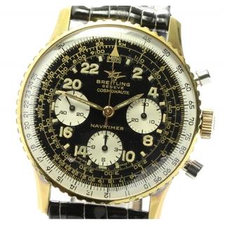 ブライトリング(BREITLING)のブライトリング ナビタイマー 3rd ヴィーナス 806 メンズ 【中古】(腕時計(アナログ))