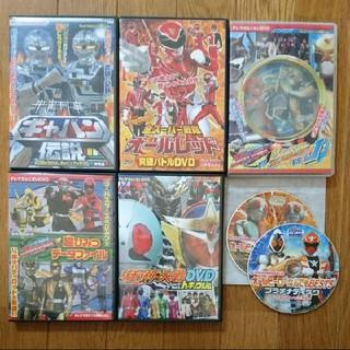 コールマン(Coleman)の《テレビマガジン》DVD7枚組(キッズ/ファミリー)