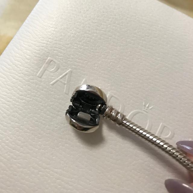 Pandora パンドラ ブレスレット チャーム セット シルバー ゴールド レディースのアクセサリー(ブレスレット/バングル)の商品写真