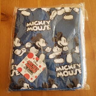 ミッキーマウス(ミッキーマウス)のミッキーラン! デイリータオル 新品! 未開封品!ミッキー タオル ハンカチ(タオル/バス用品)