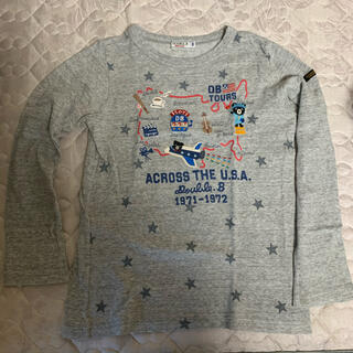 DOUBLE.B - ダブルB ロングTシャツ 130