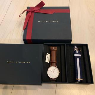 DANIEL WELLINGTON★新品腕時計