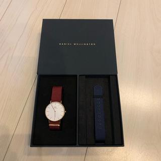 ダニエルウェリントン(Daniel Wellington)のDANIEL WELLINGTON★新品腕時計(腕時計)