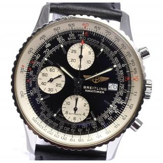 ブライトリング(BREITLING)の☆良品 ブライトリング オールドナビタイマー A13322 メンズ 【中古】(腕時計(アナログ))