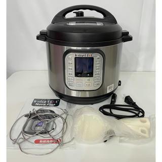 コストコ(コストコ)のインスタントポット コストコ マルチ電気圧力鍋 5.7l(調理機器)