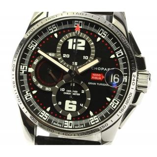 ショパール(Chopard)のショパール ミッレミリア GT XL クロノグラフ 8459 メンズ 【中古】(腕時計(アナログ))